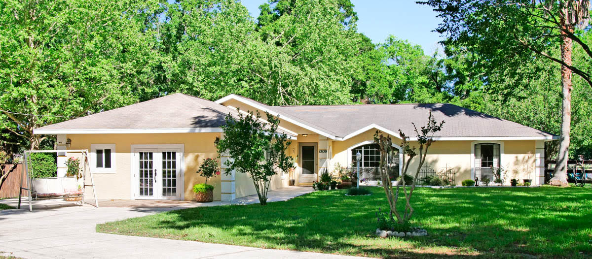 Lovely Horse Farm Near Ocala, Florida, For Sale By Owner