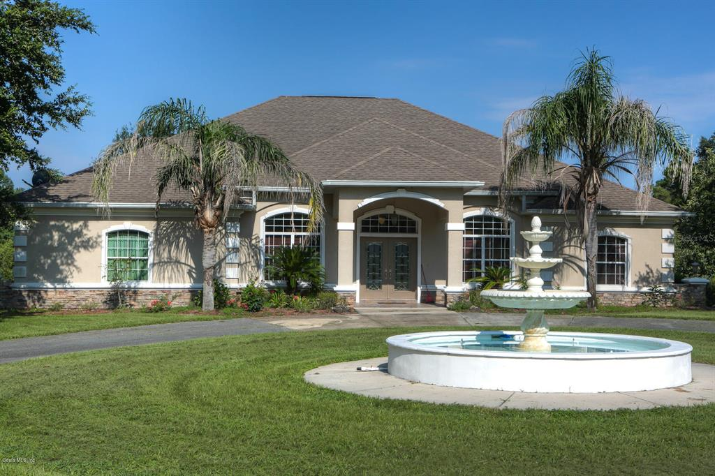 Front View_20060 NW 5th Ave._Micanopy, FL 32667