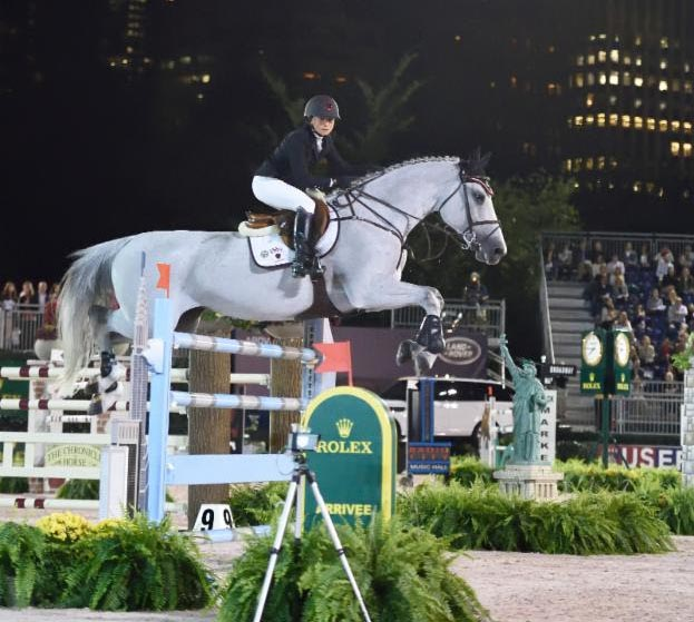 Stage Is Set For Inaugural U S Open Show Jumping