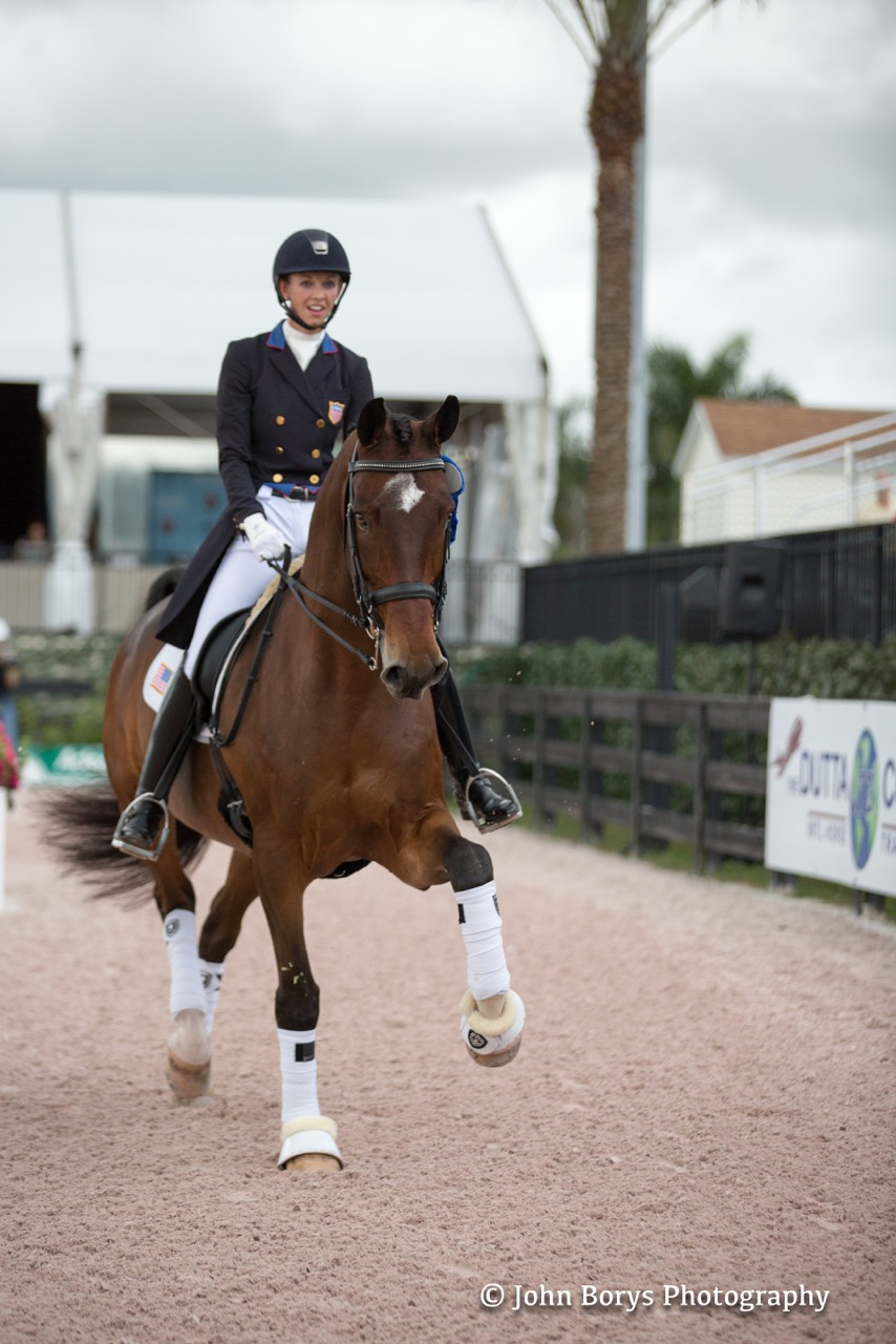 Laura Graves And Verdades Maintain Overall Lead In Fei