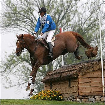 Peter Gray Eventing