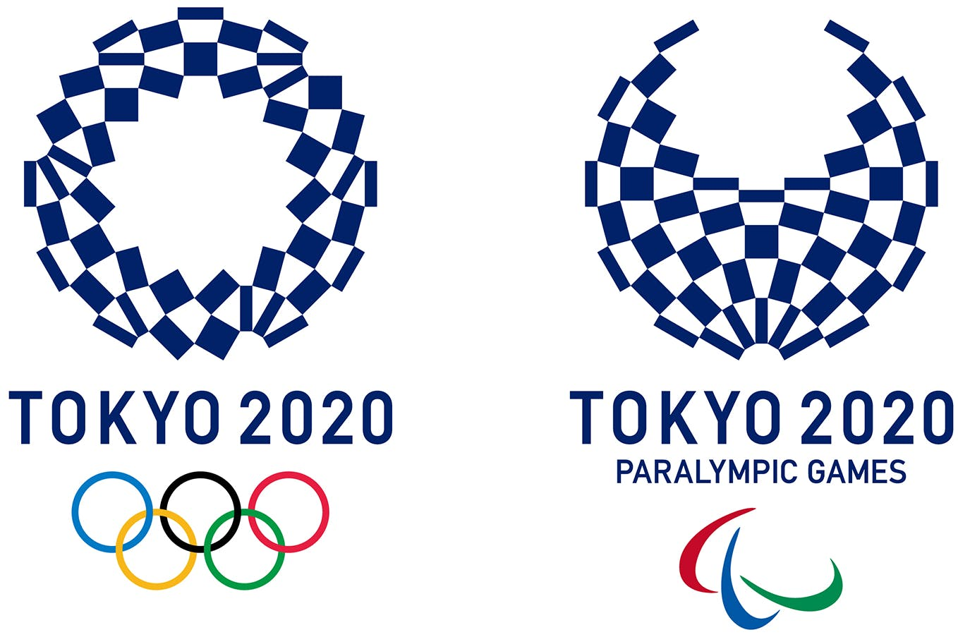 Tokyo Olympic and Paralympic Logo