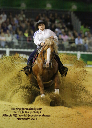 Adequan Usa Reining Reigns Supreme Horses Daily