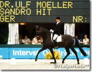 A World class horse, worthy the title World Champion 1999