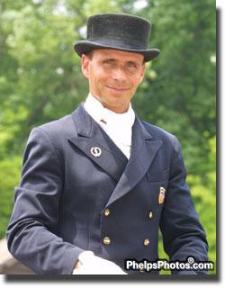 2011 Pan Am Team and Individual Gold Medalist Steffen Peters aboard Weltino's Magic will be featured riders at the convention (Photo: Phelpsphotos.com)