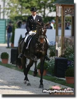 World Dressage Masters Palm Beach Champions Steffen Peters and Ravel (Photo: Mary Phelps - phelpsphotos.com)