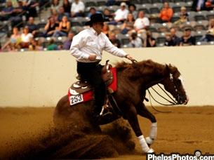 Reining World Championship Starts The Action At The 2010