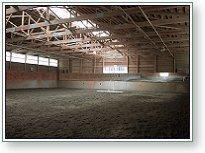 Indoor Arena with Mirrors
