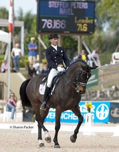 Steffen Peters and Ravel credit: sharonpacker.com