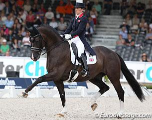 World Number 1 - Charlotte Dujardin and Valegro (Photo: Eurodressage.com)