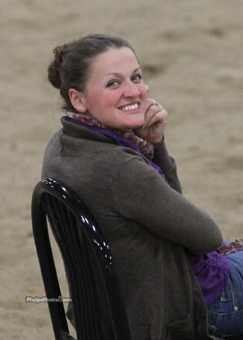Stacy Gormley Posthumous of Performa Dressage is the Dressage Concord Ridge partner.