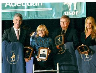 Reserve Sporthorse Breeder of the Year Maryanna Haymon