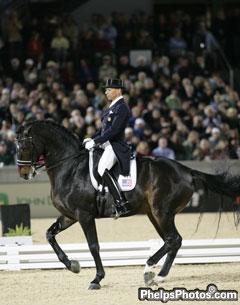 Shannon and Steffen Peters in Kentucky
