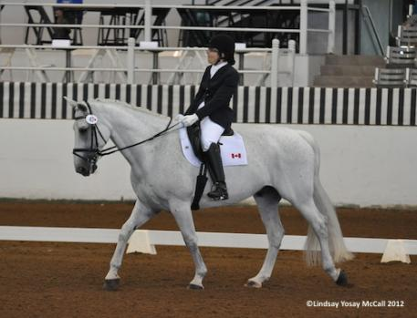 Jody Schloss (CAN) and Inspector Rebus