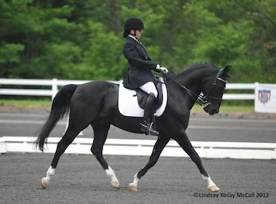 Wendy Fryke and Lateran (Photo: Lindsay Y McCall)