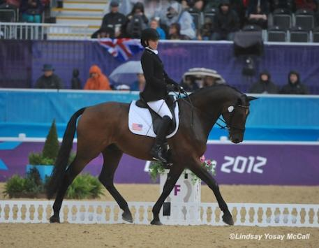Rebecca Hart (USA) and Lord Ludger, owned by Jessica Ransehousen (Photo: Lindsay Yosay McCall)