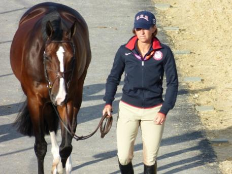 Beezie Madden and Coral Reef Via Volo (Photo: Joanie Morris)