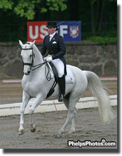 """Mary Phelps and Markel have insured my horses, including my beloved Manhatten. Mary was there when I bought him in Holland as a 4-year-old and has been with us thoroughout our entire career. We also carry all our liability coverage, and recommend Mary and Markel to all our clients."" Jodie Kelly  Dressage, Destin, Florida"