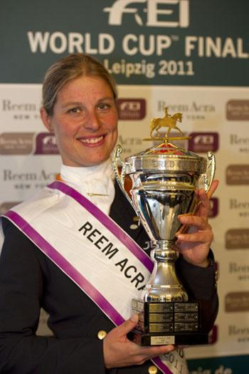 Adelinde Cornelissen (Photo: Kit Houghton/FEI)