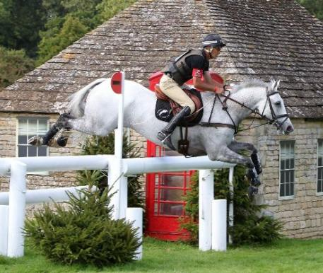 Andrew Nicholson, HSBC Rankings leader, is pictured here with Avebury at the Land Rover Burghley Horse Trials 2013 - he heads to the first leg of the 2013/2014 FEI Classics™ at Les Etoiles de Pau CCI4* with Viscount George, Quimbo and Mr Cruise Control, a seasoned Pau campaigner. (Photo: Fiona Scott-Maxwell/FEI).