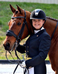 Michelle Williams has owned A Cash Vantage for 13 of his 16 years. (Photo: Rather Be Riding Photography)