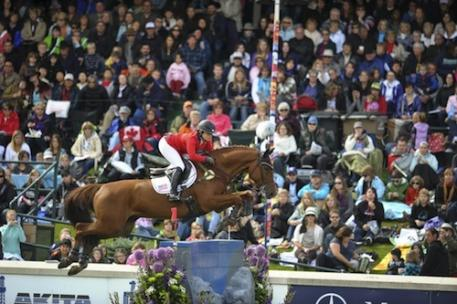 A place for Sport – Ashlee Bond at the Spruce Meadows 'Masters' Tournament