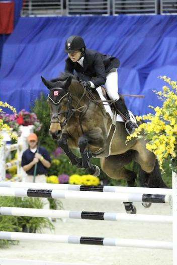 Two-time Olympic gold medalist and current FEI World Cup champion Beezie Madden will be at WIHS! Photos copyright Jennifer Wood Media, Inc., Diana DeRosa, and Regina Welsh.
