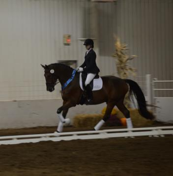 Brianna Zwilling and Allessandro, photo credit to Elizabeth Dudley