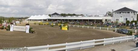 """Caledon Equestrian Park in Palgrave, ON, will be the equestrian venue for the 2015 Pan American Games/Para Pan American Games.""  Photo Credit – Cealy Tetley"