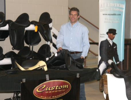 Custom Saddlery will present the Most Valuable Rider Award during the 2013 Florida dressage circuit.  Custom is known for their innovative designs, custom fit saddles, and for their support of the sport.