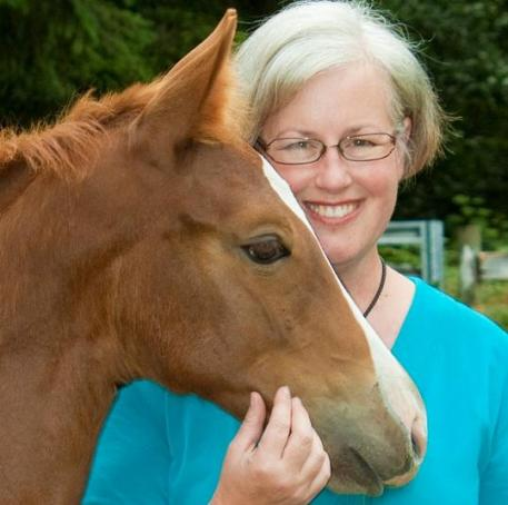 Cathy Rivers in Olympia, WA, human dynamics expert, holistic horse therapist and breeder of Swedish Warmbloods, is now    making available her Inner Nature Design: Blueprints for Profound Equine Partnerships