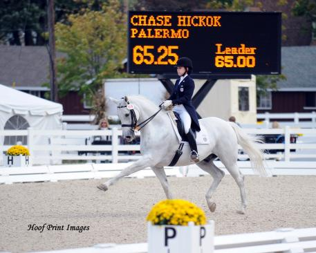 Chase Hickok and Palermo (Photo: Hoof Print Images)