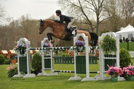Darragh Kenny and SIEC Ledgepoint. Photo copyright - The Book LLC