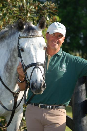 Eventing Icon David O'Connor will be one of the many world-class eventing trainers available on EventingTrainingOnline.com.