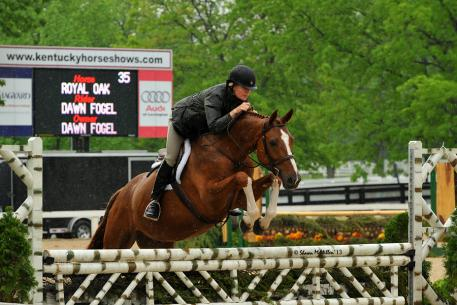 Dawn Fogel and Royal Oak Courtesy of Shawn McMillen Photography.