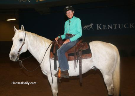 Dale Dedrick (Photo by HorsesDaily.com)