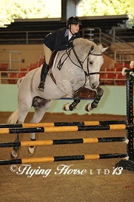 Deni Hird and Freedom C have had a successful year. Photo: Flying Horse Photography