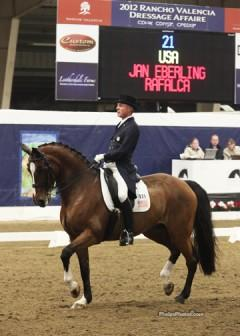 Jan Ebeling and Rafalca (Photo: Phelpsphotos.com)
