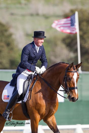 :  Jan Ebeling & Rafalca win the Grand Prix Special at California Dreaming Productions' Festival of the Horse CDI 3*.  (Photo: Terri Miller)