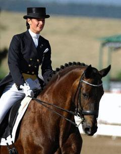 Bonnie Efird and Maggie Noir at the NAJYRC 2007 Credit: Flashpoint Photogrpahy