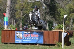 Elinor MacPhail and Rendezvous with Charly (Xpress Foto)