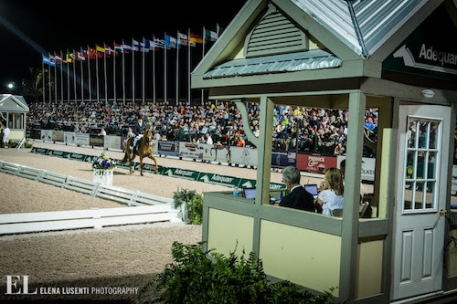 Global Dressage Festival Experiences A Year Of Incredible Growth