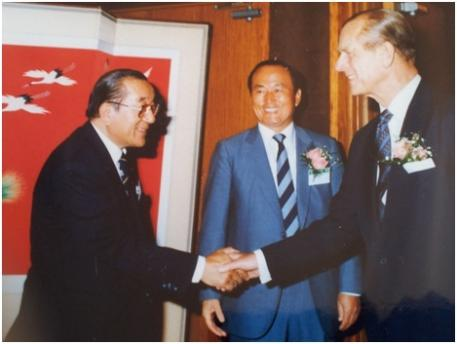 General Johnson Kim (KOR), retired FEI judge, passed away recently at the age of 85.