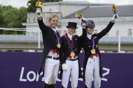 Great Britain makes Olympic victory! (Photo: Diana DeRosa)