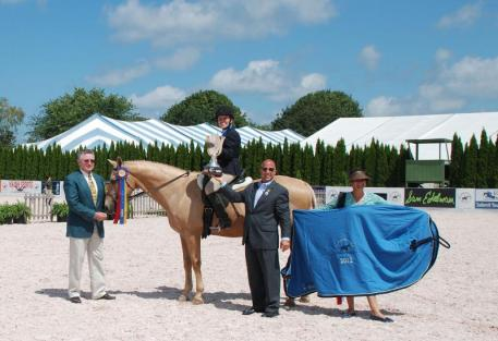Hampton Classic hosts the championship finals for the Long Island Horse Show Series for Riders with Disabilities.
