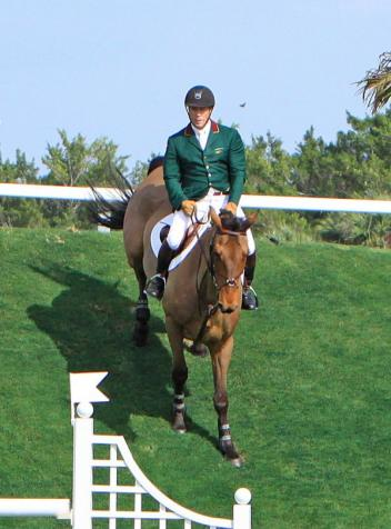 American Gold Cup champion Peter Leone will compete at Silver Oak