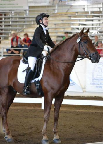 What could be more fun than riding a dressage test and winning lots of prize money? (Photo: Jennifer M. Keller)