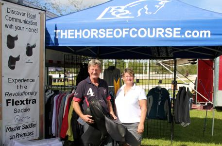 Beth and Marty Haist of The Horse of Course, Inc. will be continuing their support and dedication to top level dressage riders throughout 2013, beginning with the Florida winter dressage circuit.