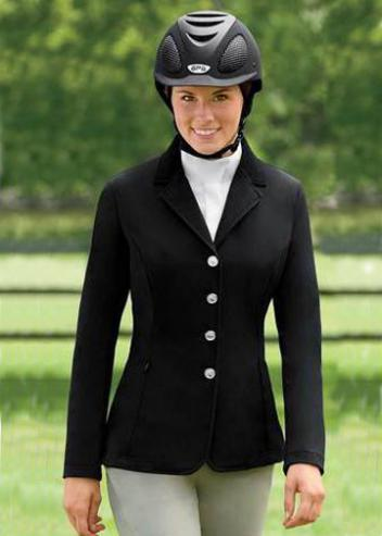 Grand Prix Soft Shell Show Coat – Item For Bidding EAF/Palm Beach Dressage Derby Fundraiser March 1
