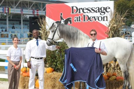 "From foals to Freestyles, Dressage at Devon has it all -- including The Horse of Course which has become the ""Breed Show Specialists"" for the past 2 years at Devon"